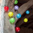 wholesale Party Items: Party lampion 10LED 10pcs spherical element
