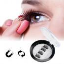 Großhandel Drogerie & Kosmetik: Magnetische Wimpern, 1 Paar