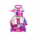 wholesale Toys:Toy cleaning set, pink
