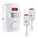 wholesale Security & Surveillance Systems: Battery-powered alarm, key 2 release