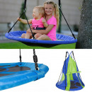 wholesale Sports & Leisure: Nest swing with tent 90 cm, 2 colors