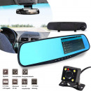Rearview mirror with camera