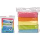 hurtownia Srodki & materialy czyszczace: 5-częściowy zestaw  z tkaniny, 30 x 30 cm