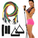 Rubber Rope Kit for home workouts