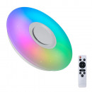 Color changing ceiling lamp