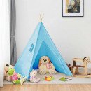 Indian tent for kids in 3 colors