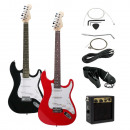 Electric guitar set for beginners
