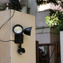 wholesale Lighting Technology: Double motion sensor solar lighting
