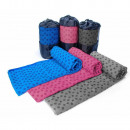 wholesale Gift Wrapping: Non-slip yoga towel with gift bag