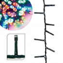 wholesale Light Garlands: 240 LED Christmas light with 8 moving settings