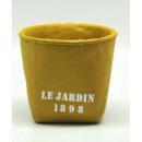 wholesale Garden & DIY store: Flower pot, planter 14x14x12,5cm