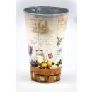 grossiste Pots de fleurs & Vases: Vase avec de la lavande 12,5x19,5cm