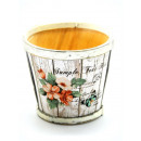 mayorista Plantas y macetas: maceta, maceta de flores 19x15cm