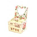 grossiste Boîtes et presentoirs bijoux: Boîte à bijoux 11X9.5X8.2cm