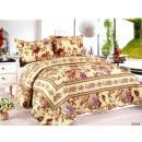 Großhandel Bettwäsche & Matratzen: Tagesdecke mit 2  Kissen, Matratze und Abdeckung