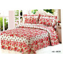 wholesale Bedlinen & Mattresses: Bedspread with 2  cushions, mattress and cover