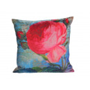 Großhandel Bettwäsche & Matratzen:Blumen dekorative Kissen