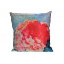 Großhandel Bettwäsche & Matratzen:Dekorative Kissen Blumen