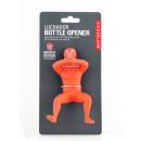 Bottle Opener Luchador Orange 4.9x19.9x9.9cm