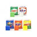 Eraser, detergent scent is 7.62x13.97x34.8cm