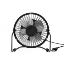 wholesale Air Conditioning Units & Ventilators: Desktop fan with USB connector, 9.5x15x15cm
