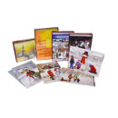 wholesale Pictures & Frames: Christmas postcard mix 15x10cm - S / 18