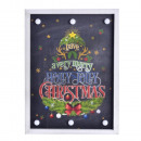 wholesale Pictures & Frames: Christmas picture with LED 30x40cm