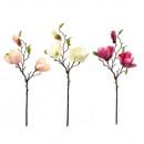 Silk Flower Magnolia 53cm