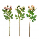 Silk Flower Rose 43cm