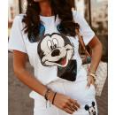 Großhandel Sportbekleidung: Sweatshirt Set Minnie , Hose und Bluse, 36-S