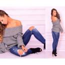 Hit! Pullover,  weich, farben, unisize