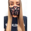 10x Gesichtsmaske Baumwolle Strassenmode