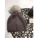 wholesale Headgear: Cap, tassel, producer, brown