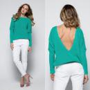 wholesale Pullover & Sweatshirts: Sweater, bare back, producer, arcadia