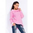 groothandel Kleding & Fashion: Sweatshirt met een kraag, fleece, hoge kwaliteit,
