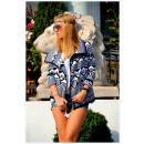 wholesale Coats & Jackets: Coat, bedspread, sweater, boho, unisize