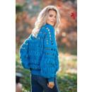 Großhandel Pullover & Sweatshirts: DE LUX Pullover, Produzent, blau