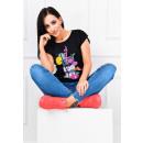Großhandel Shirts & Tops: T-Shirt für  Frauen,  Fruchtcocktail, ...