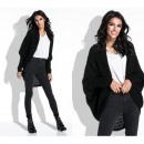 wholesale Fashion & Apparel: Cardigan, sweater, cape, quality, black