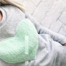 wholesale Childrens & Baby Clothing: Mama's coat, heart, gray mint