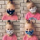 grossiste Articles d'hygiene: 10x masque facial coton La qualité des enfants