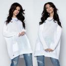 Tuniek, extra grote, kwaliteit, fabrikant, wit