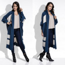 wholesale Fashion & Apparel: cardigan, sweater,  warm, long, quality, navy blue