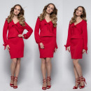 wholesale Dresses: Dress, loose, binding, quality, red