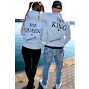 wholesale Fashion & Apparel: Sweatshirt for  him, THE KING, manufacturer, qualit