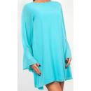 wholesale Shirts & Blouses: Tunic chiffon  mini, summer, mint, unisize
