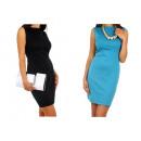 Kleid klassisch, Farben, Größe L / XL