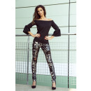 ingrosso Ingrosso Abbigliamento & Accessori: pantaloni  lustrini, tubi, collezione De Lux