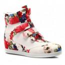 WHITE SHOES sneakers TRAMPKI WOMEN