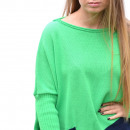 wholesale Fashion & Apparel: Sweater, wide,  pockets, quality, green